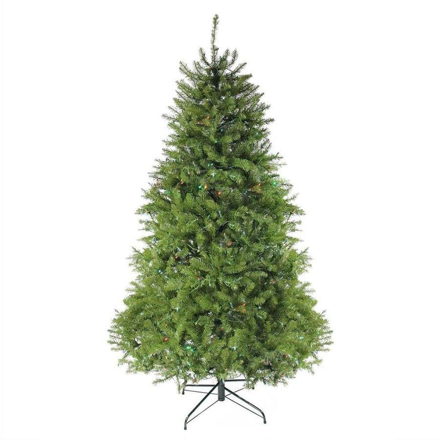Northlight 14-ft Pre-lit Northern Pine Full Artificial ...