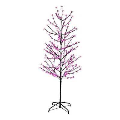 sale retailer 807cf 9cf2f Northlight 6-ft Pre-Lit Twig Artificial Christmas Tree with ...