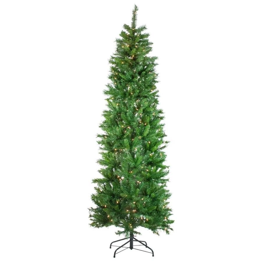 northlight 7 5 ft spruce pencil christmas tree at. Black Bedroom Furniture Sets. Home Design Ideas