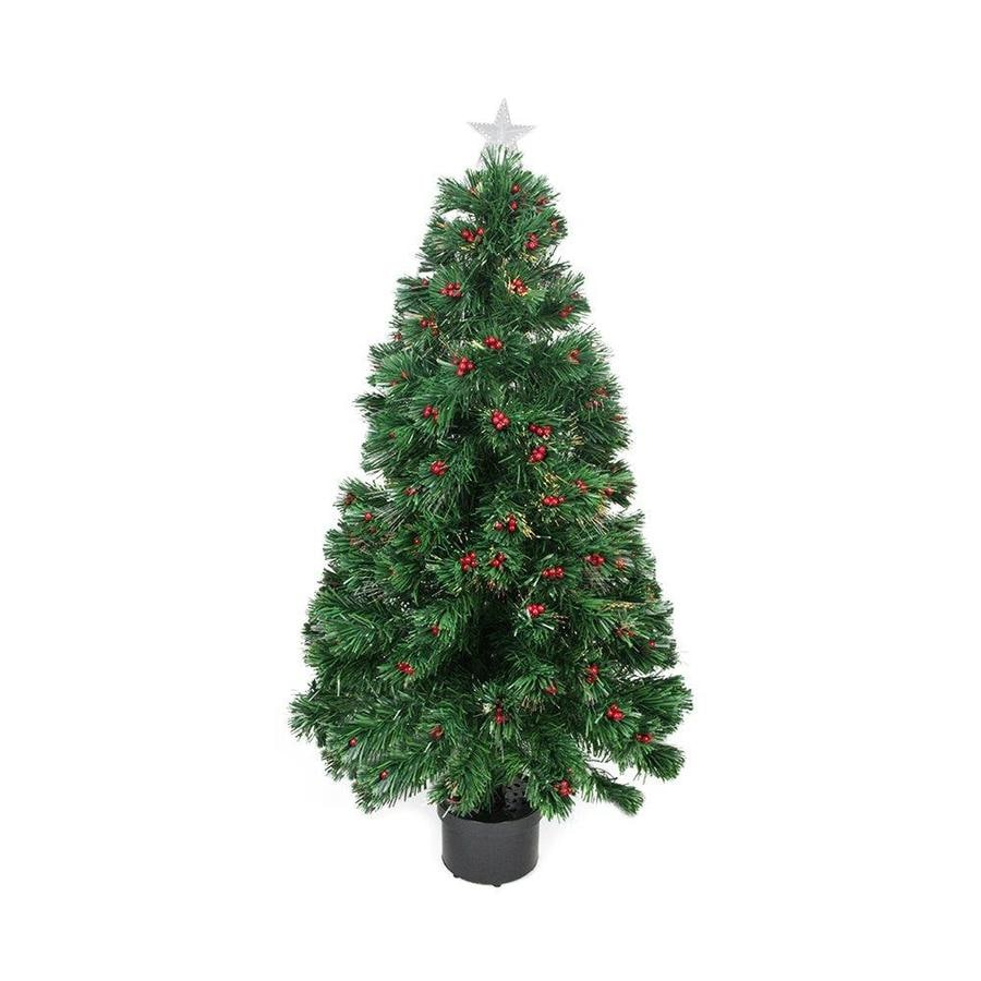 3ft Christmas Trees Artificial: Northlight 3-ft Pre-lit Slim Artificial Christmas Tree