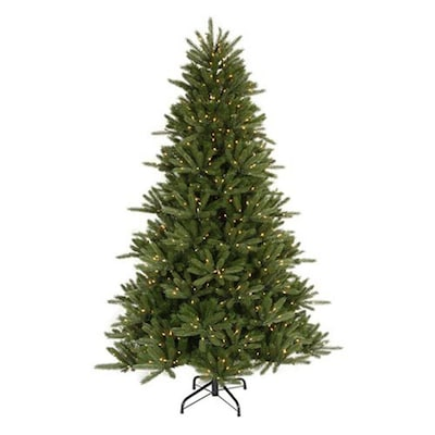 7 Ft Christmas Tree Prelit.Northlight 7 Ft 6 In Pre Lit Artificial Christmas Tree With