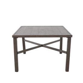 Allen Roth Riverchase Square Dining Table 42 In W X L