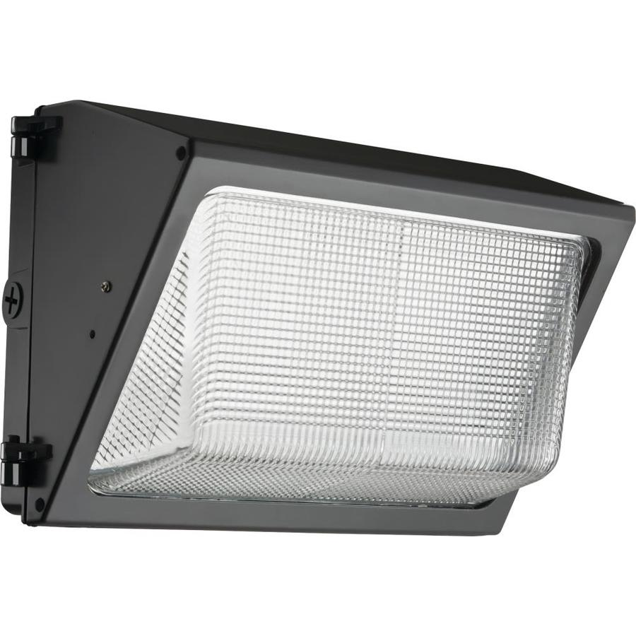 Lithonia Lighting Bronze Integrated Led Wall Pack Light