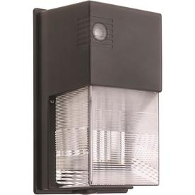 Lithonia Lighting 1 Head Bronze Led Wall Pack Light