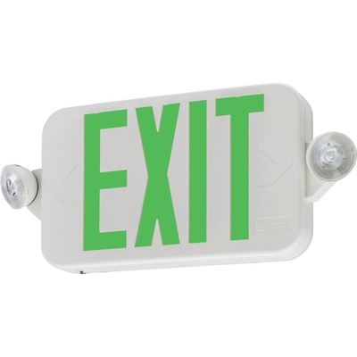 Green Led Exit Light