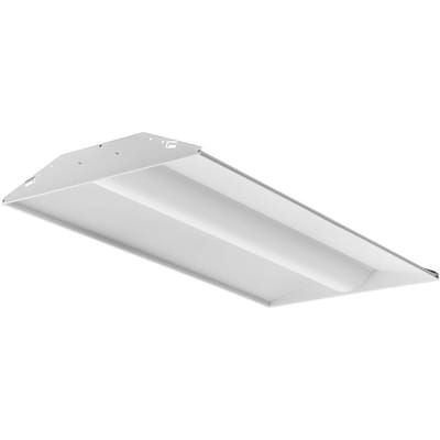 Cbt Led Troffer Actual 47 75 In X 23 3 8