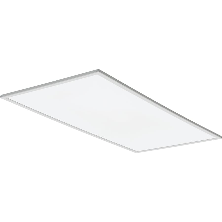 companl led troffer (actual 47 72 in x 11 85 in x 2 19 in) parabolic troffer commercial electric 5000 lumen 2 ft x