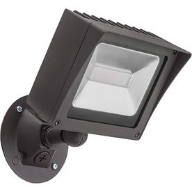 Lithonia Lighting Outdoor Bronze Led 4000k Landscape Flood Light