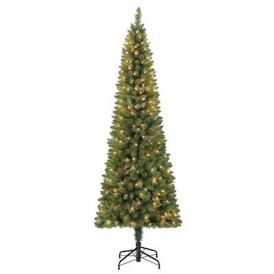 Holiday Living Christmas Tree.Holiday Living 7 Ft Pre Lit Greensboro Slim Artificial
