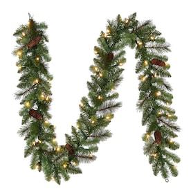 Bulk Christmas Garland.Artificial Christmas Garland At Lowes Com