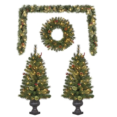 Artificial Christmas Trees At Lowes Com Our seasonal collection fits any celebration you're toasting and any festive holiday celebration! artificial christmas trees at lowes com