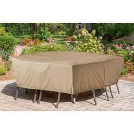 Vinyl Patio Furniture Covers At Lowes Com