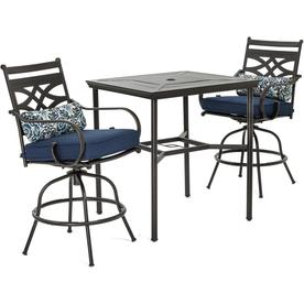 Bar Height Patio Furniture Sets At Lowes Com