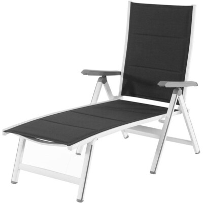 Amazing Mod Furniture Everson Metal Stationary Chaise Lounge Chair S Dailytribune Chair Design For Home Dailytribuneorg