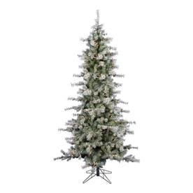 new style 688ec 56cd0 Holiday Time 7ft Pre-Lit Pencil Shelton Cashmere Fir ...