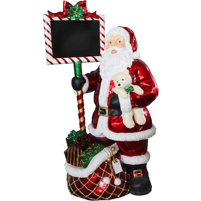 Fraser Hill Farm Multi Lighted Christmas Characters Tinsel