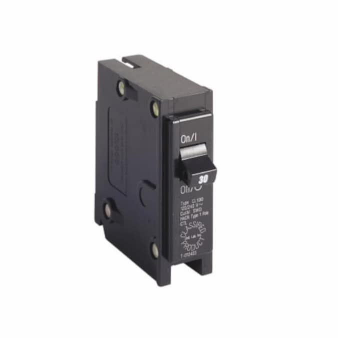 Eaton Type Ch 30 Amp 1 Pole Standard Trip Circuit Breaker In The Circuit Breakers Department At Lowes Com
