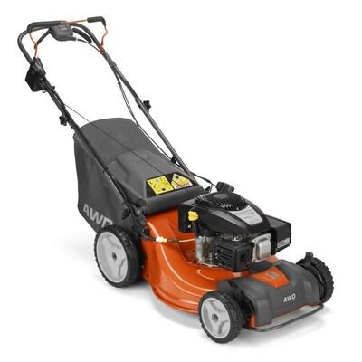 Self Propelled Gas Push Lawn Mower