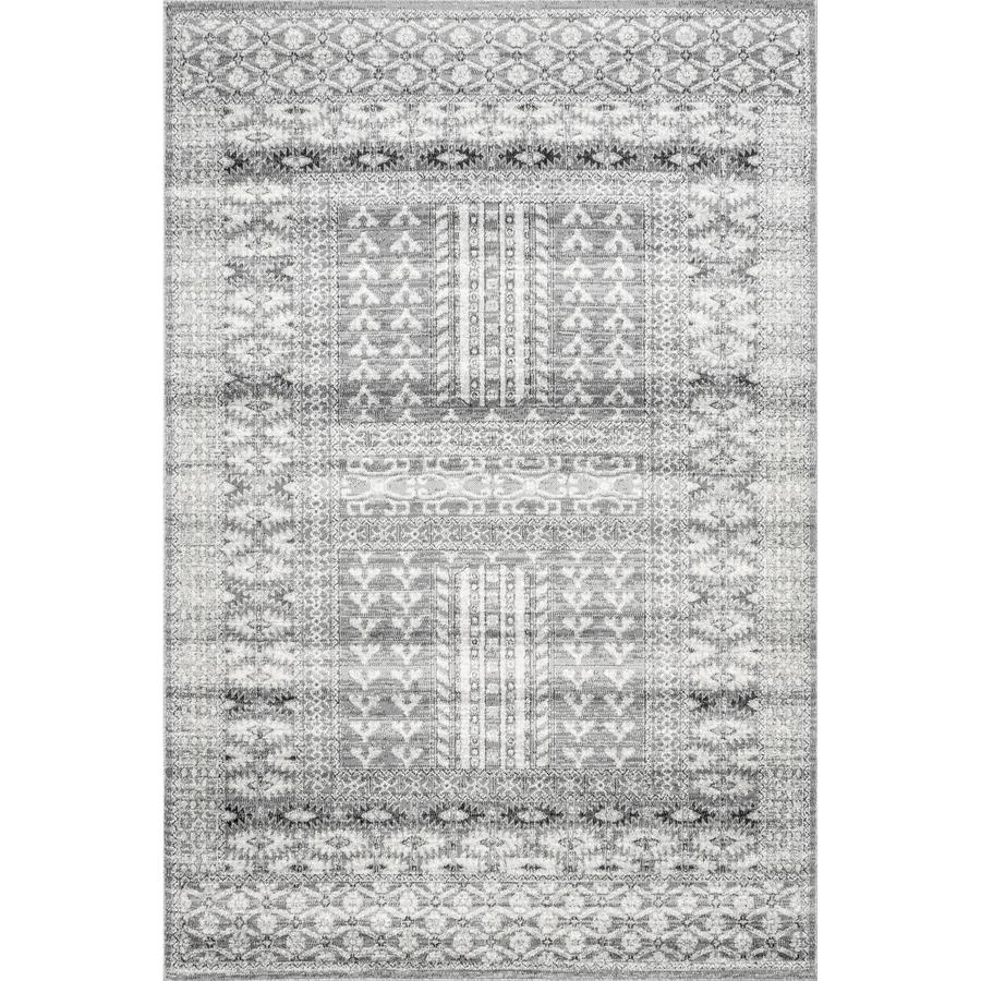 Nuloom Melina Distressed Grecian Area Rug In The Rugs Department At Lowes Com