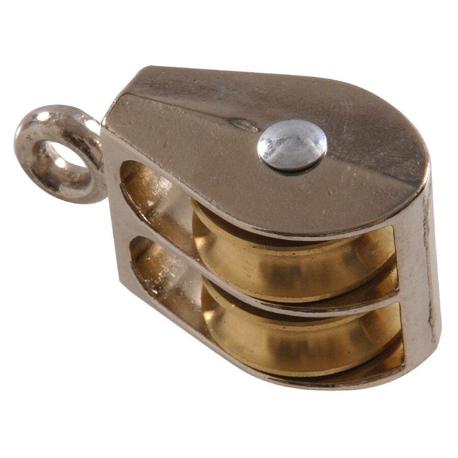 The Hillman Group Rigid Double Sheave Pulley