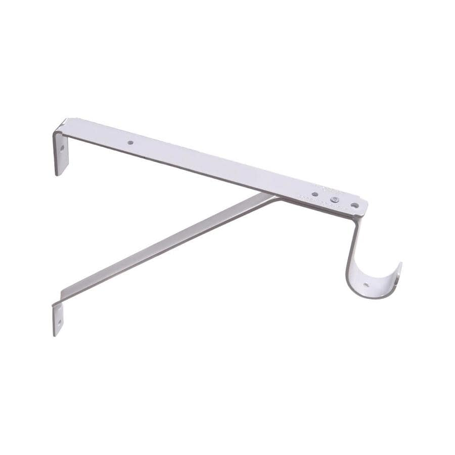 The Hillman Group Shelf/Rod Bracket-Slide Adjustable