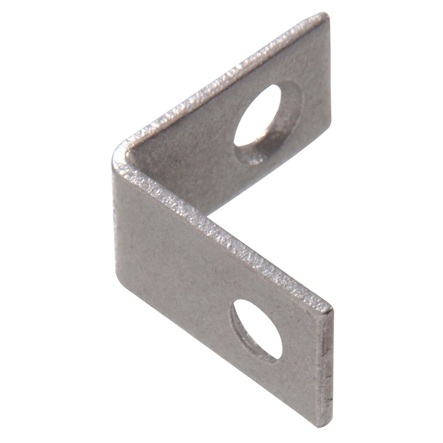 The Hillman Group 5-Pack 4-in Galvanized Corner Braces
