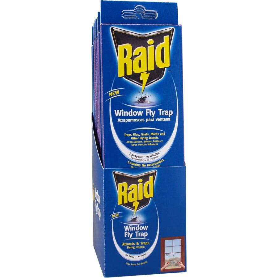 Raid Window Fly Trap