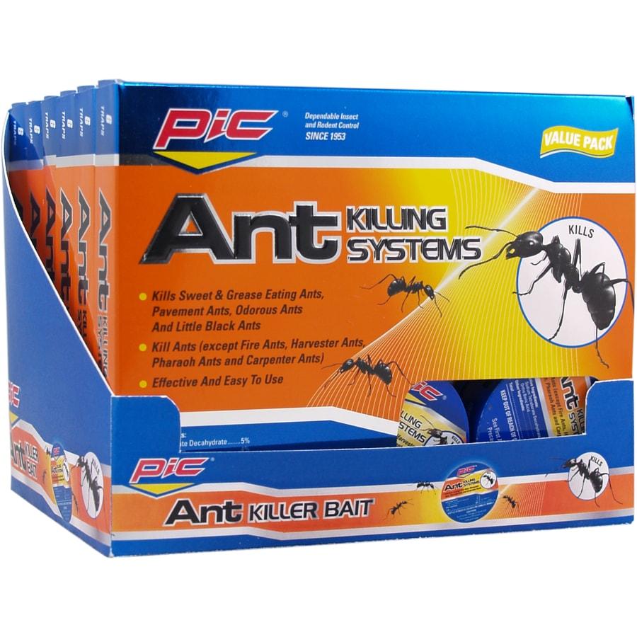 PIC Indoor/Outdoor Metal Ant Traps