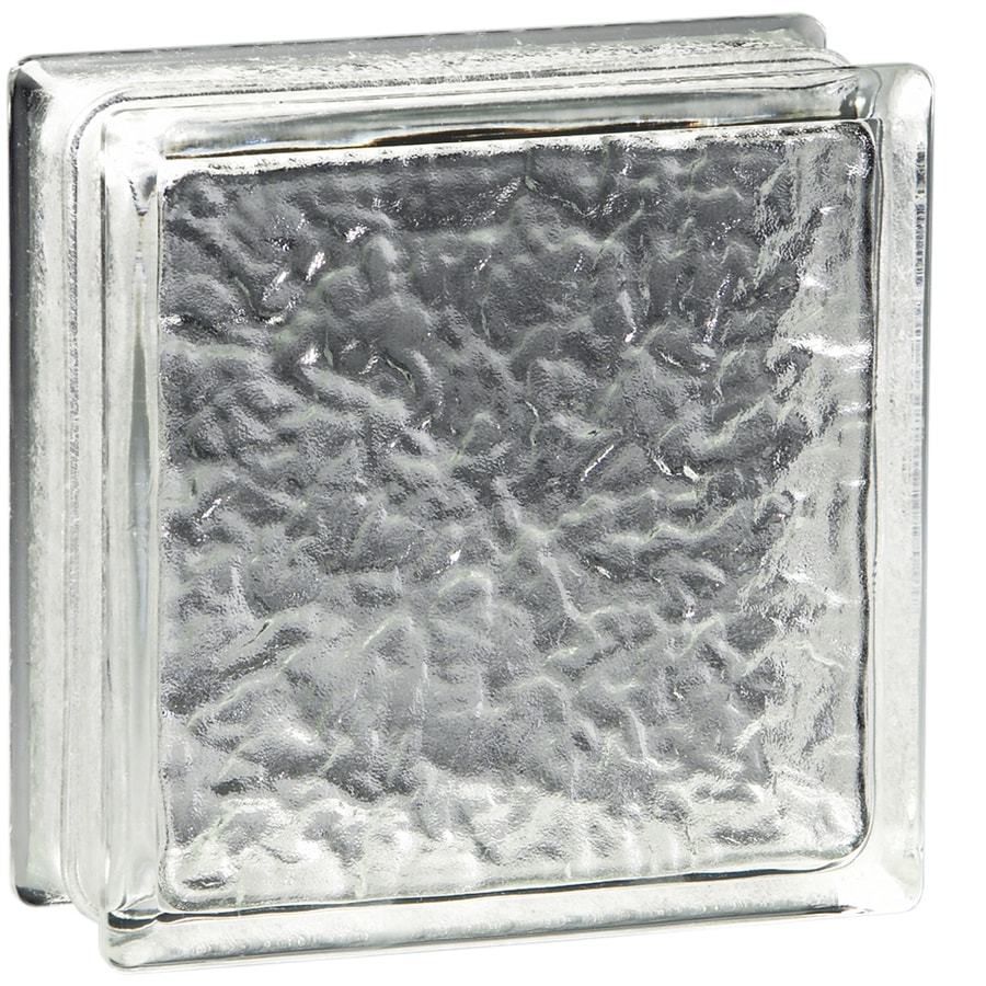 pittsburgh corning icescapes thinline 10pack 734in x 7