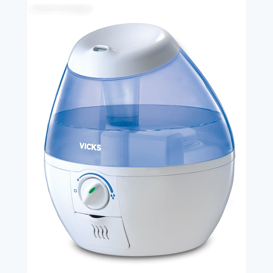 Shop Vicks 0 5 Gallon Tabletop Cool Mist Humidifier At