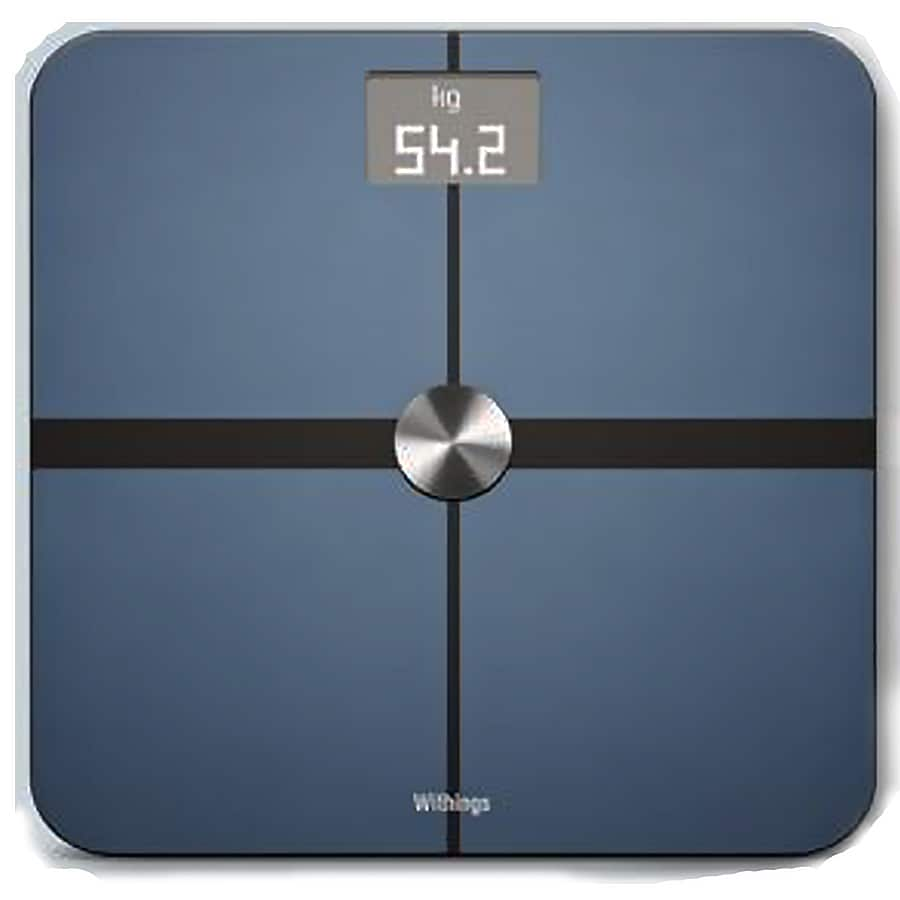 Withings Black Digital Bathroom Scale