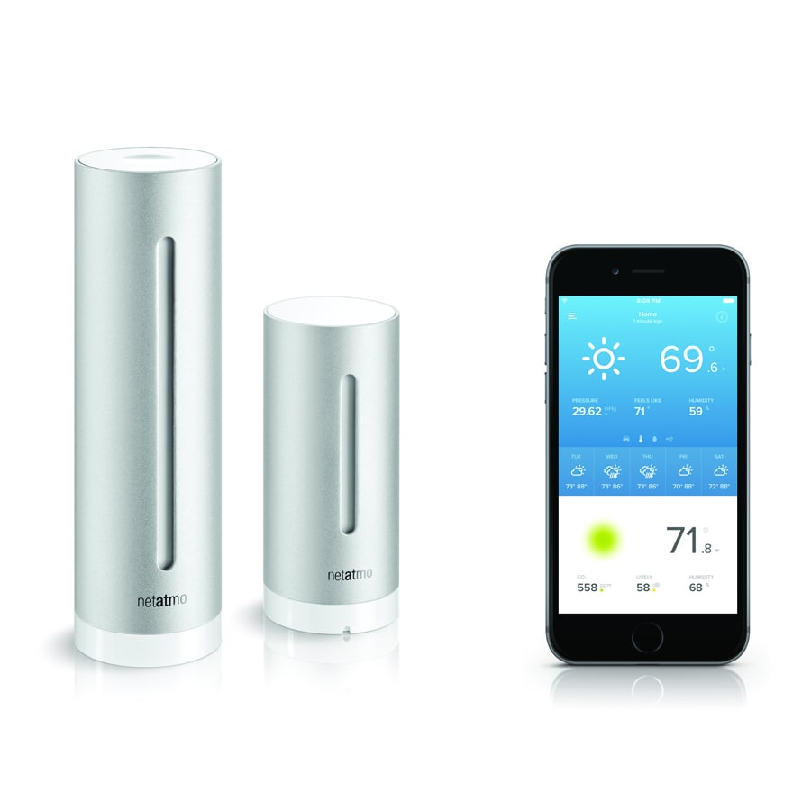 Netatmo Digital Weather Station Wireless Outdoor Sensor