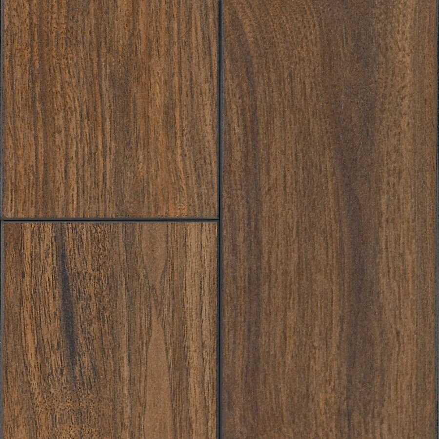 Shop swiftlock w x l hand hewn walnut for Laminate plank flooring