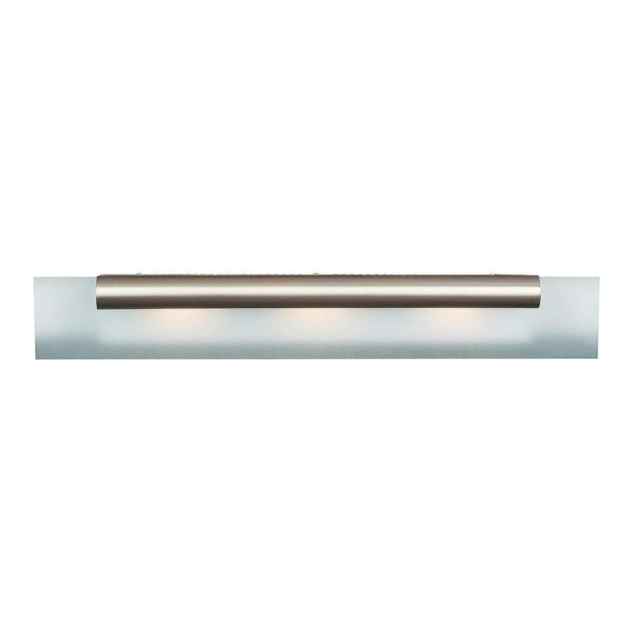 Access Lighting Roto 36-in W 1-Light Satin Chrome Pocket Hardwired Wall Sconce