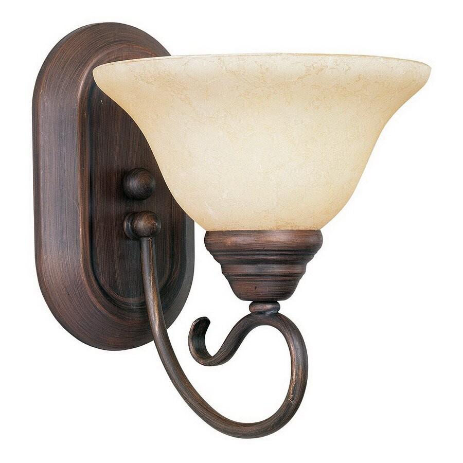 Livex Lighting Coronado 1-Light Imperial Bronze Vanity Light