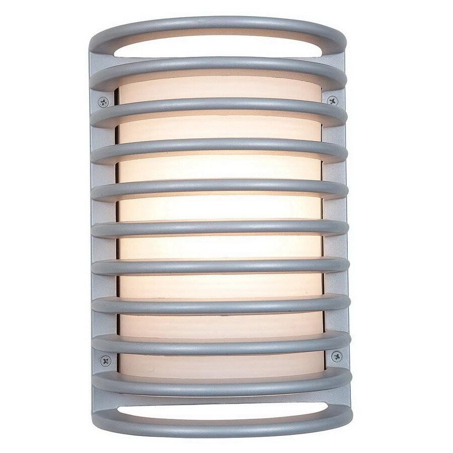 Access Lighting Poseidon 10 3 4 In Satin Outdoor Wall Light