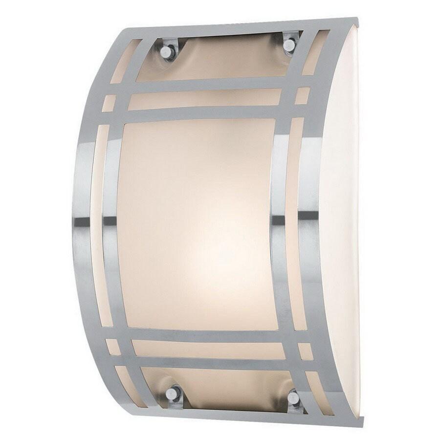 Access Lighting Poseidon 10-3/4-in Stainless Steel Outdoor Wall Light