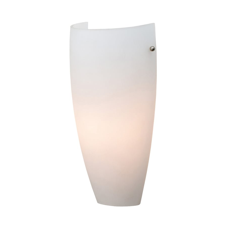 Access Lighting Daphne 5.5-in W 1-Light Pocket Hardwired Wall Sconce