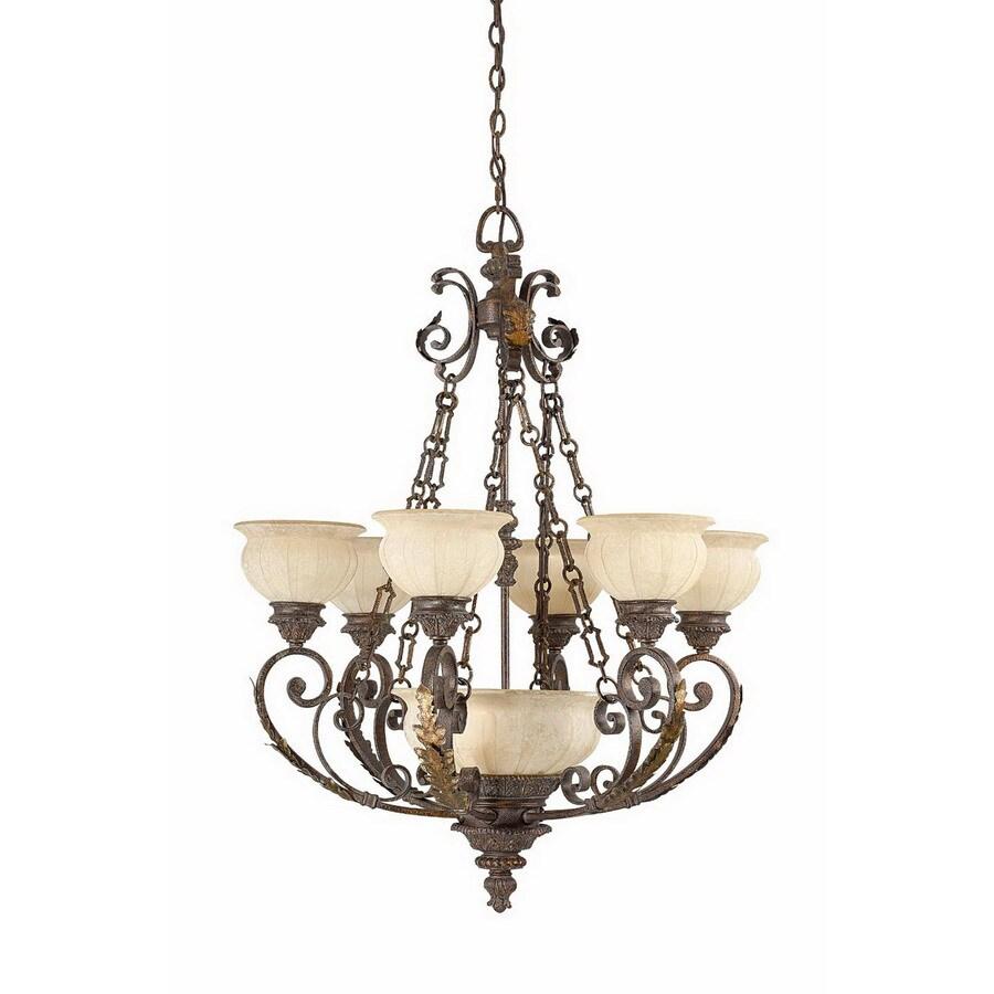 Shop triarch international kordoba 9 light roman bronze chandelier triarch international kordoba 9 light roman bronze chandelier arubaitofo Gallery