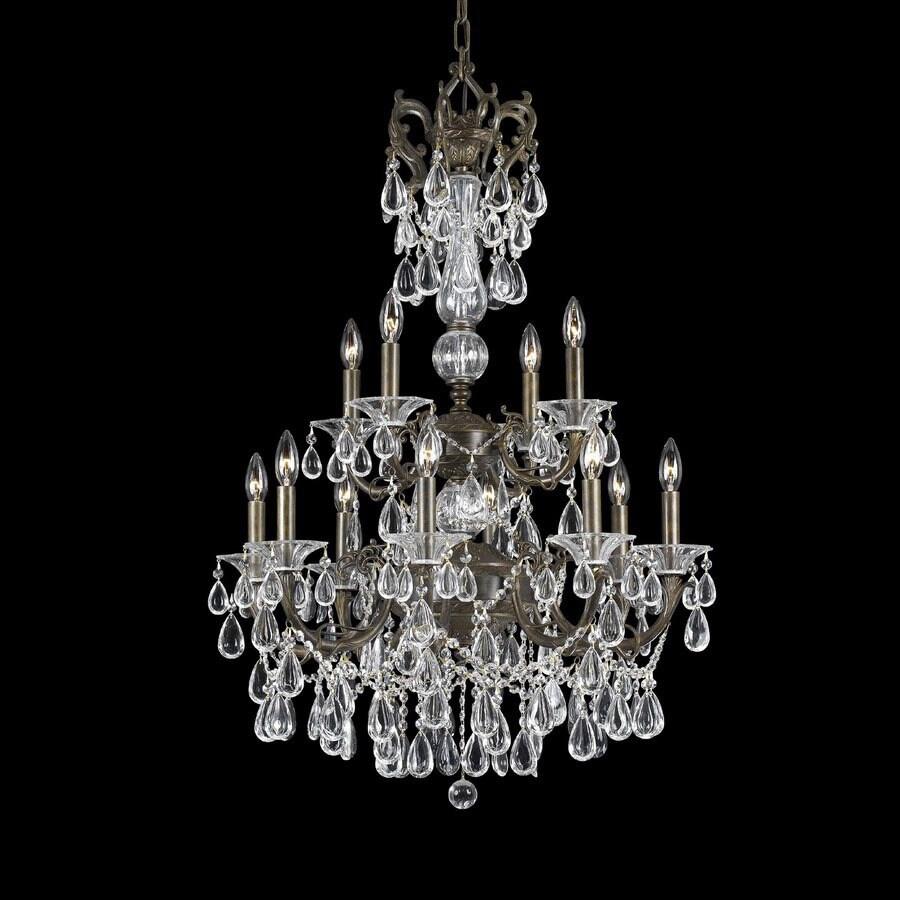 Shop triarch international 12 light renaissance english bronze triarch international 12 light renaissance english bronze crystal chandelier arubaitofo Gallery