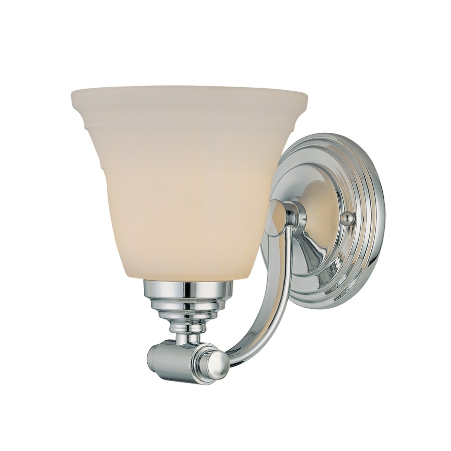 Millennium Lighting 1-Light Chrome Vanity Light
