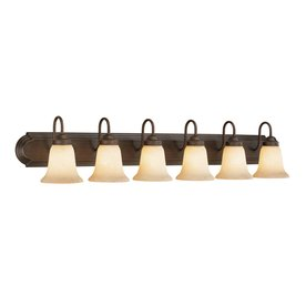 bath vanity lighting fixtures. millennium lighting 85in rubbed bronze bell vanity light bath fixtures w