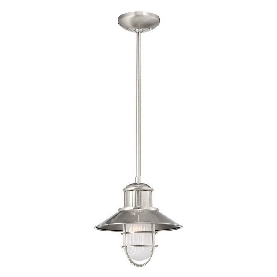 Shop Millennium Lighting Neo-Industrial Brushed Nickel