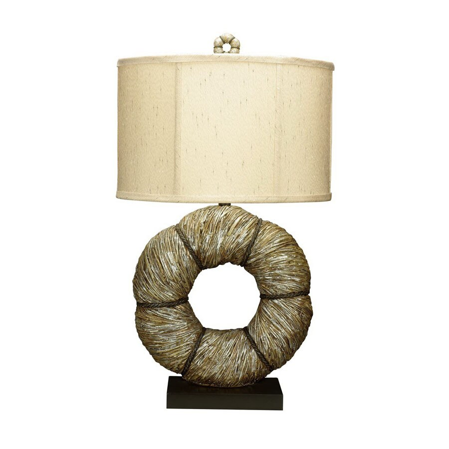 Cal Lighting 28 3/4 In 3 Way Terracotta Table Lamp