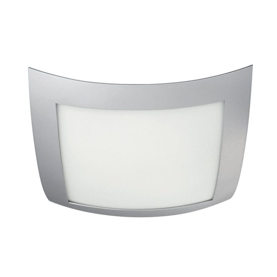 Philips Roomstylers 15.7-in W Gray Ceiling Flush Mount Light