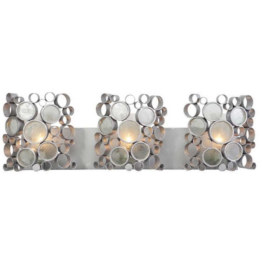Varaluz 3-Light Fascination Nevada Bathroom Vanity Light