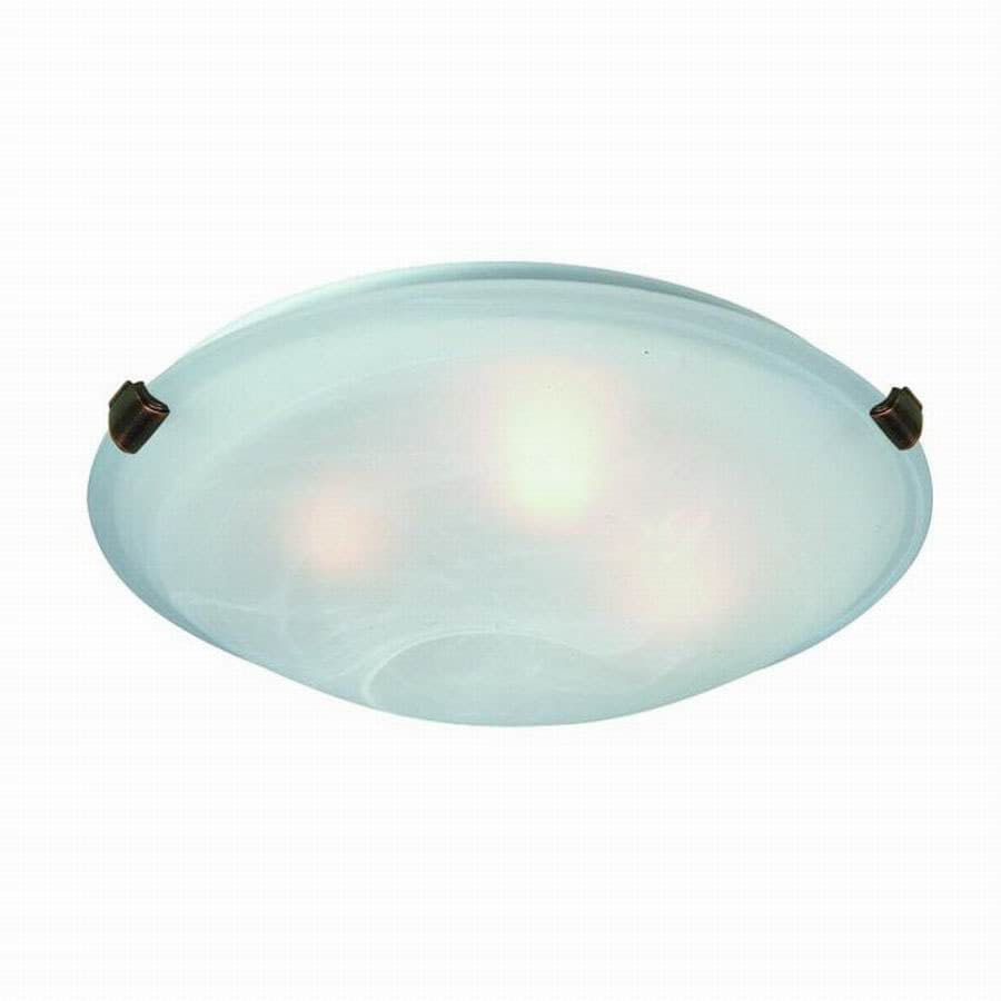Artcraft Lighting -in W White Flush Mount Light
