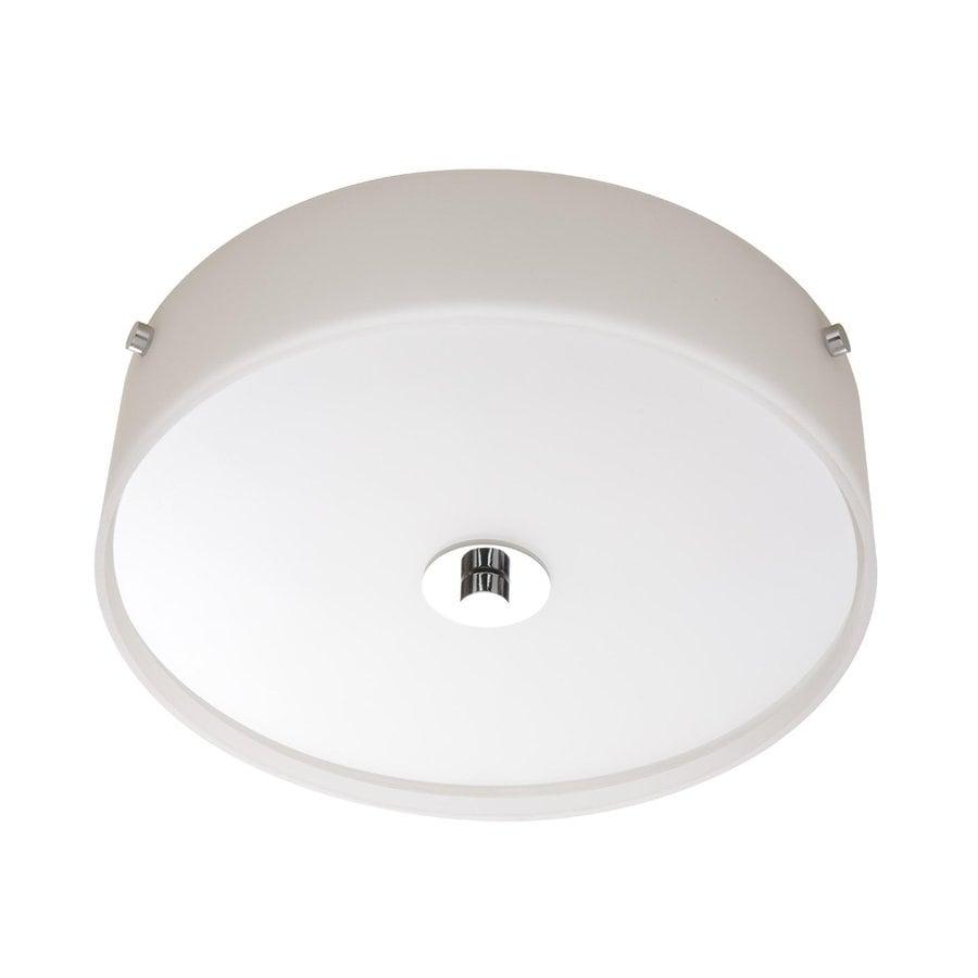 Artcraft Lighting 15.75-in W Polished Chrome Ceiling Flush Mount Light