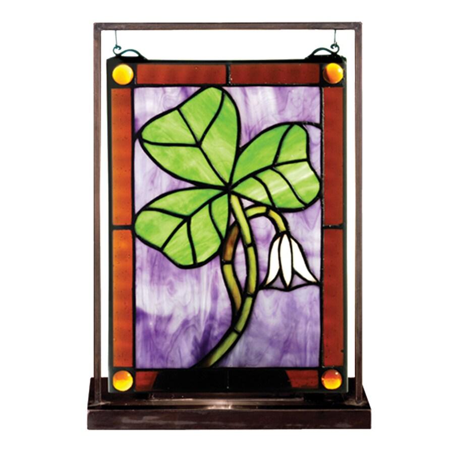 Meyda Tiffany Tiffany style stained glass Tabletop Decoration