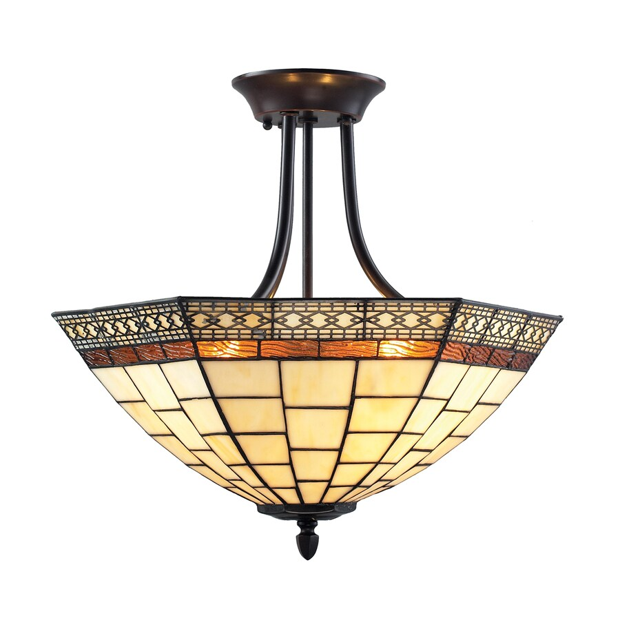 Tiffany Style Kitchen Light Fixture Lowes